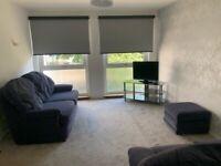 1 Bedroom Fully Furnished Flat For Rent, East Kilbride (5 mins walk to Railway Station)