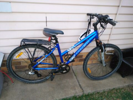 Blue Mountain Bike