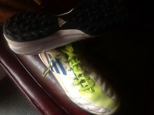 Adidas F10 cleats size 7.5