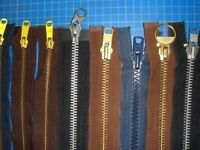 JACKET ZIPPER REPLACEMENTS /REPAIRS By KIM, SE CALGARY 403-969-