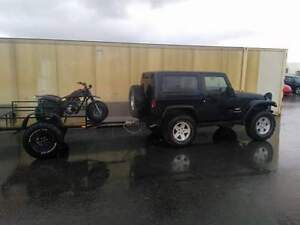 ** PRICE DROP**  Offroad utility trailer on 33's