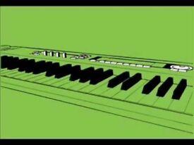 Band seeking Keyboard/Synth Player (Neo-soul, Nu Jazz, Vibes)