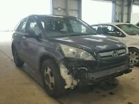 HONDA CR-V 2008 2.2 DIESEL MANUAL BREAKING FOR SPARES / PARTS