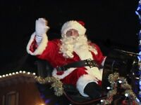 Need Santa Claus Parade Ambassadors!! - Volunteers