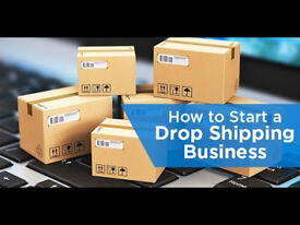 Online Dropshipping Ecommerce Business For Under £1K