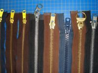 **JACKET ZIPPER REPLACEMENT By KIM SE CAL 403-969- 4422