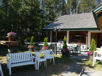 NEW PRICE!! Restaurant w/Half an Acre For Sale in Whistler, BC