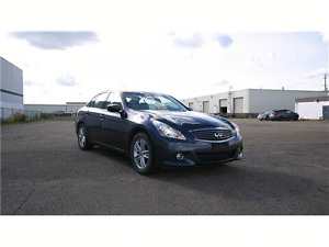 2010 Infiniti G37X Sedan fully loaded