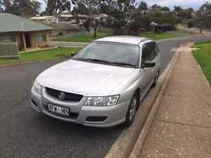 VZ station wagon - Reynella - dog cage Adelaide CBD Adelaide City Preview