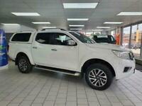 2018 Nissan Navara 2.3 DCI TEKNA SHR DCB 190BHP AUTO - SAT NAV - AIR CON - PICK