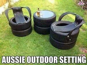 FREE scrap tyres for DIY projects Tweed Heads South Tweed Heads Area Preview
