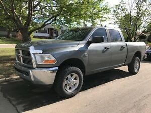 2011 Dodge Ram 2500 Crew Cab 4x4 Pickup Truck 6ft box