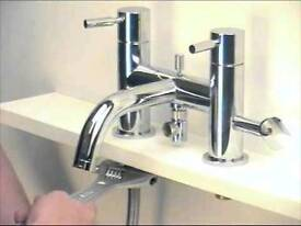 Reliable qualified plumber in your area now , combi mixer shower