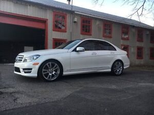 2013 Mercedes-Benz C350 4 MATIC