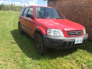 FOR SALE: 1999 Honda CR-V