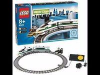 Lego 4511 world city train set