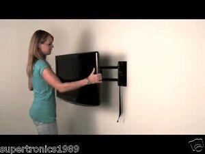 lcd led plasma tv movable corner wall mount bracket stand 36 39 40 inches ebay. Black Bedroom Furniture Sets. Home Design Ideas