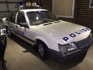 Original 1984 Holden vk police car Eltham Nillumbik Area Preview