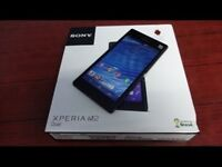 SONY XPERIA M2 8GB BLACK,UNLOCKED TO 02/TESCO AND GIFF GAFF,MINT CONDITION,BOXED AS NEW