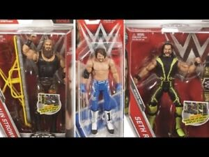 WWE FIGURES FOR SALE - KITCHENER TOY SHOW SUN OCT 1ST