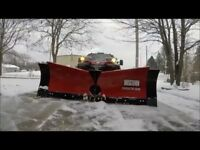 SNOW REMOVAL / DE-ICING / SALTING - RESIDENTIAL & COMMERCIAL
