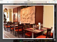 Thai Restaurant lease for sale £55,000