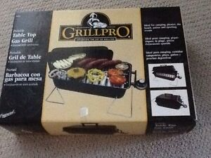 Grillpro portable bbq
