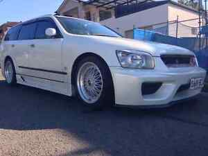 Nissan Stagea MN35 VQ25DET V6 Turbo Abbotsbury Fairfield Area Preview