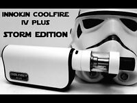Used, E-Cig Cool Fire IV Plus – Storm Edition, Brand New Sealed for sale  South Yorkshire