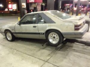 1985 Ford Mustang GT Hatchback Wanted