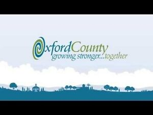 WOODSTOCK - OXFORD COUNTY??? Stratford Kitchener Area image 1