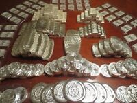 I BUY SILVER (AG) COINS AND BARS!