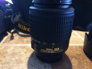 Nikon D3100 avec accessoires West Island Greater Montréal image 4