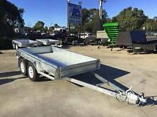 10x5 Heavy Duty Galvanised Rolled Body Trailer Braked Morphett Vale Area Preview