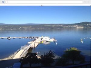 Kelowna lakefront resort - 7 nights July 31 to August 7