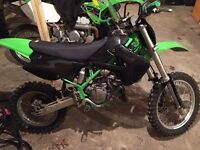 2004 Kx 85 with Papers
