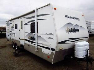 31ft Forest River Wilderness Extreme Edition Trailer