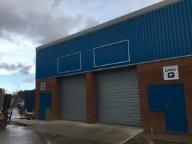3 x Industrial units