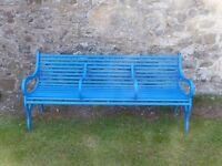 Three Seater Garden Seat