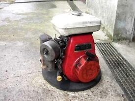 Honda G400 10hp 4 stroke engine - ideal as direct replacement or go kart buggy