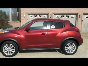 2012 Nissan Juke SV AWD low mileage