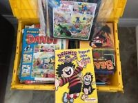 Beano & Dandy comics + Annuals - Approx 150