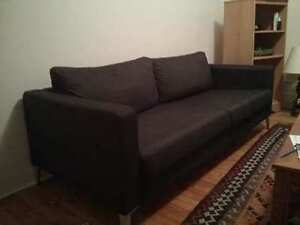 Ikea Karlstad Sofa and Armchair - Great Condition