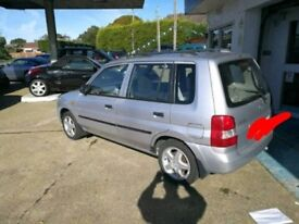 Mazda demio 2003. Open to offers or swap need gone asap