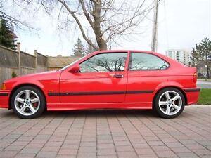 BMW 318Ti - Rare, Nice Condition