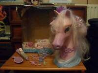 Barbie and the magic of Pegasus horse