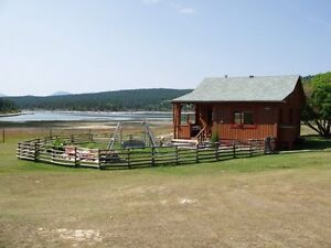 Great Get-Away lakeside cottage near Kimberley and Cranbrook, BC