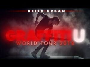 Keith Urban Pit Tickets