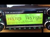 Icom Ic E2820 for swaps or sale