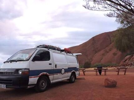 Toyota Hiace Van for sale!!!  Fremantle Fremantle Area Preview
